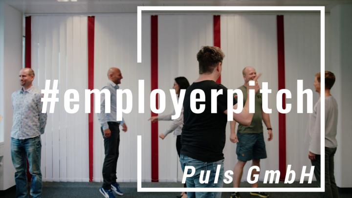 Für WOR: Markt&Technik Employer Pitch 2018: Puls GmbH