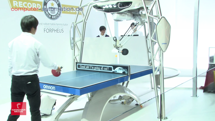 Omron: Der kollaborative Roboter als Tutor