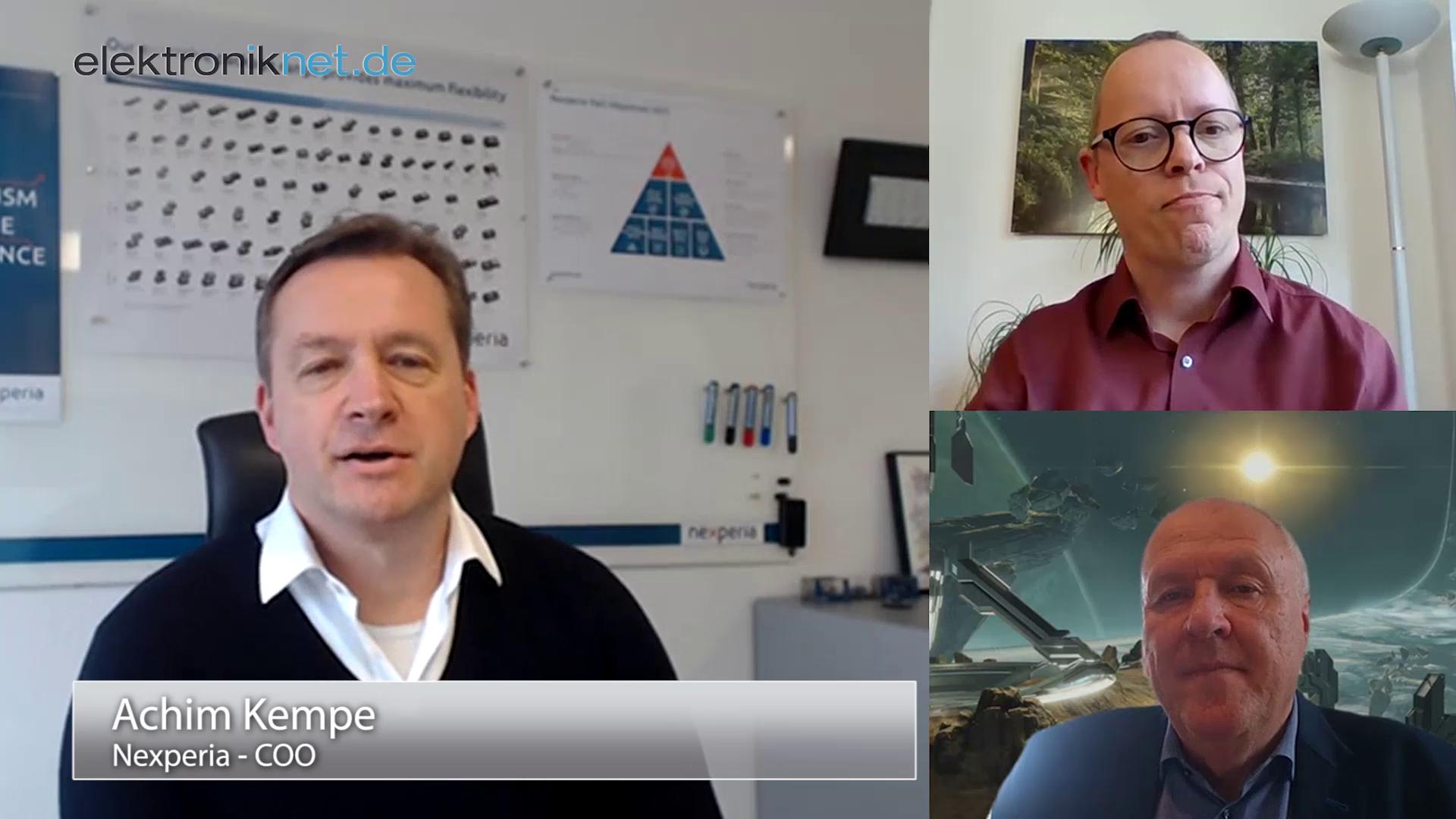 Achim Kempe: »Wingtech bringt Nexperia auf ein neues Level«
