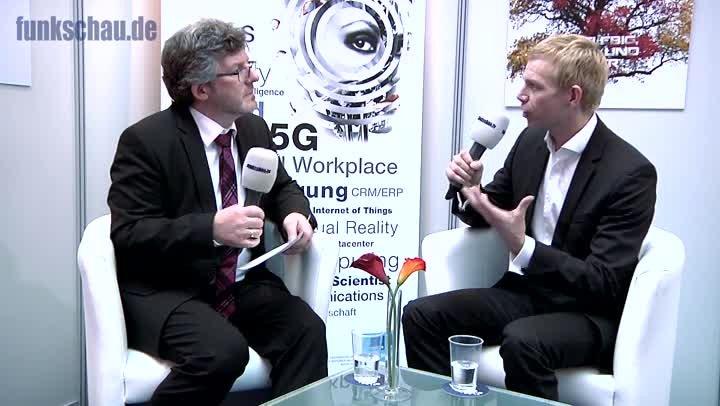 CeBIT 2017: Interview mit Device Insight