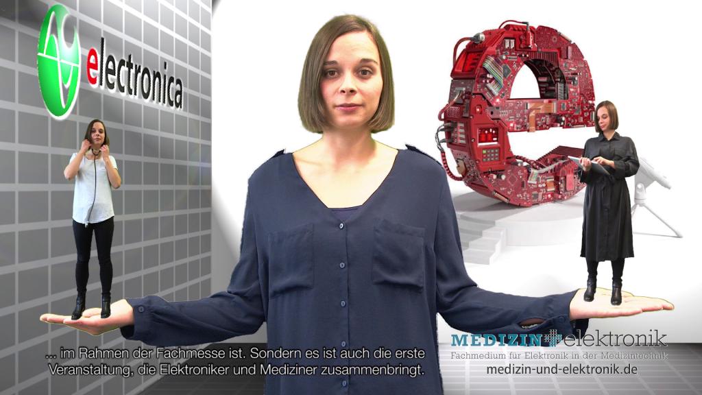 eMEC 2018: Medizin meets Elektronik