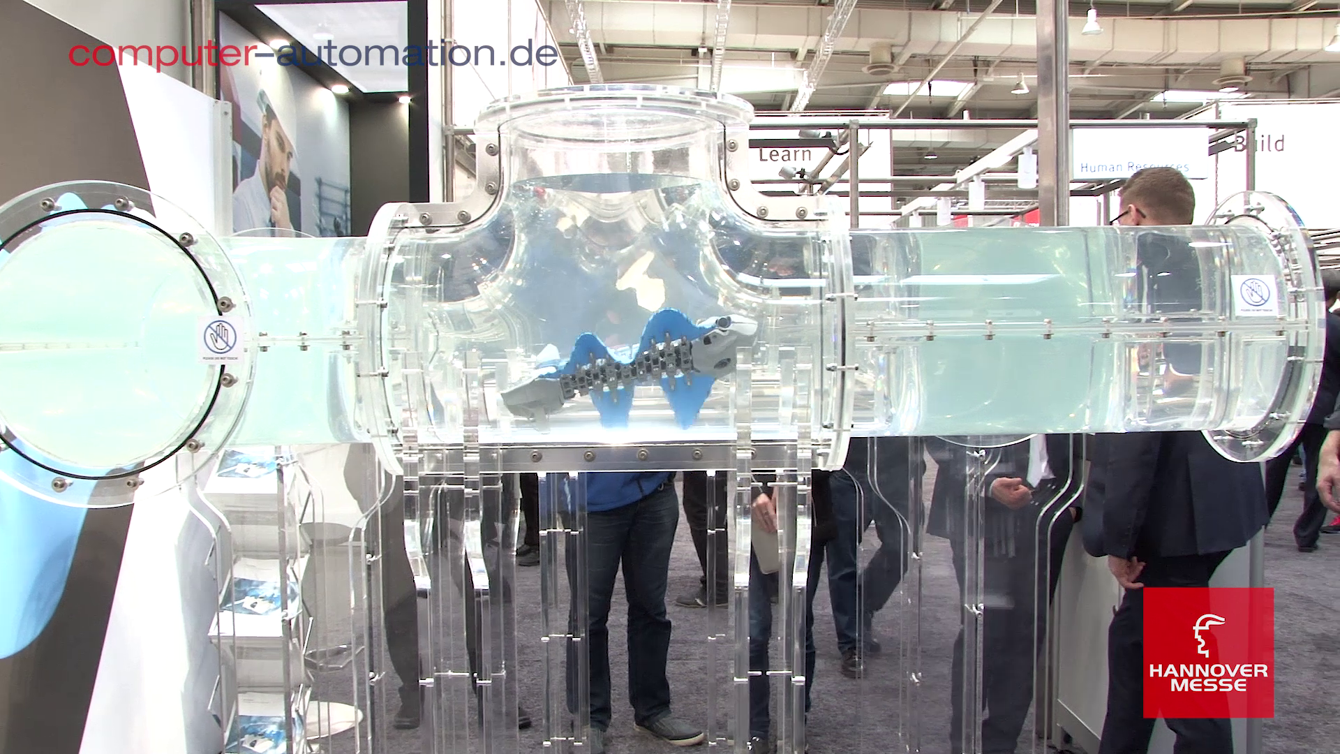 Hannover Messe 2019: Der Video-Rückblick