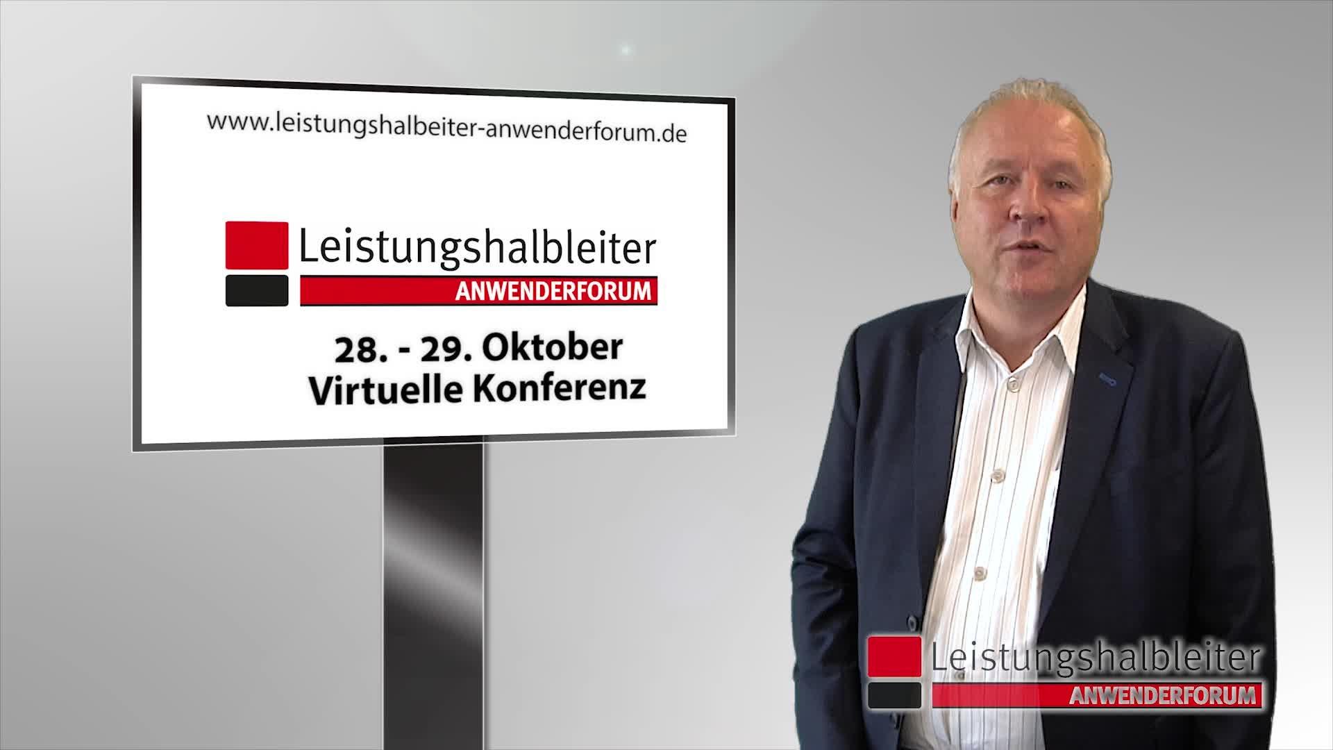 Das Anwenderforum Leistungshalbleiter goes virtuell