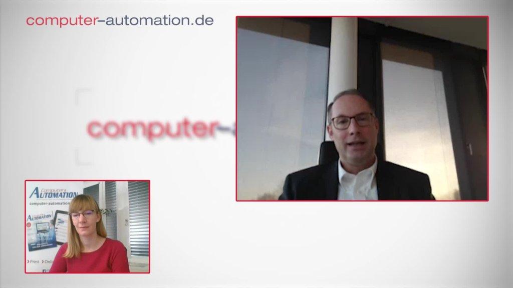 SPS Connect:  Christian Wolf von Turck im Kurzinterview