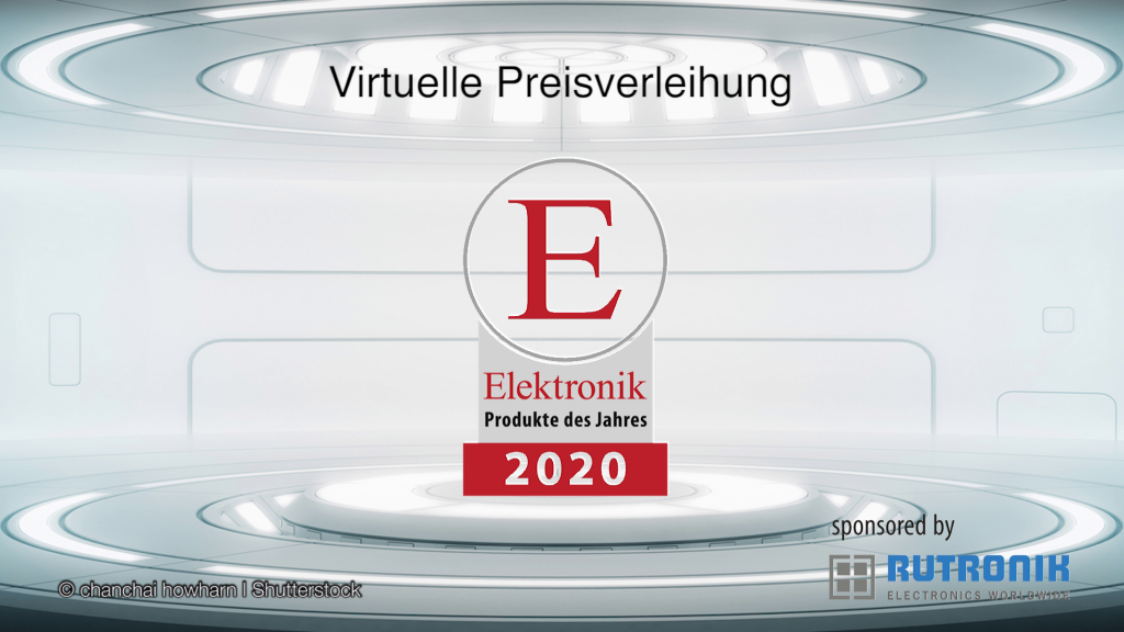 Virtuelle Preisverleihung: Die »Produkte des Jahres 2020«