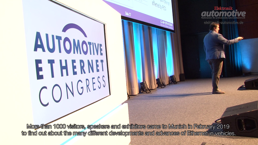 Automotive Ethernet Congress 2019