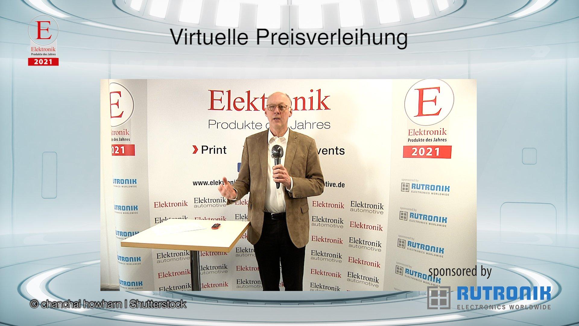 Virtuelle Preisverleihung: Die »Produkte des Jahres 2021«