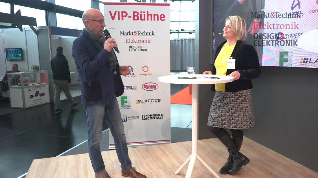 VIP-Bühne: Der Arbeitsmarkt für Elektroingenieure