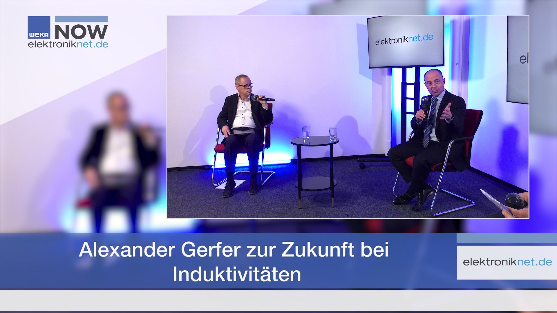 Alexander Gerfer zur Zukunft bei Induktivitäten