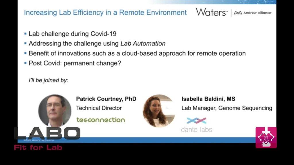Increasing Efficiency in a Remote Environment