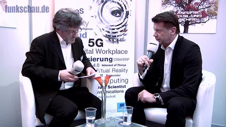 CeBIT 2017: Interview mit Samsung
