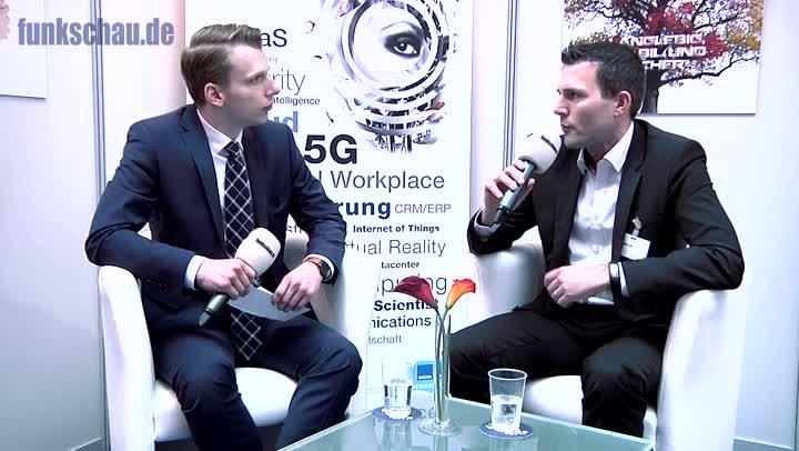 CeBIT 2017: Interview mit Telekom Deutschland