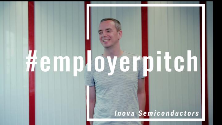 Für WOR: Markt&Technik Employer Pitch 2018: Inova Semiconductors