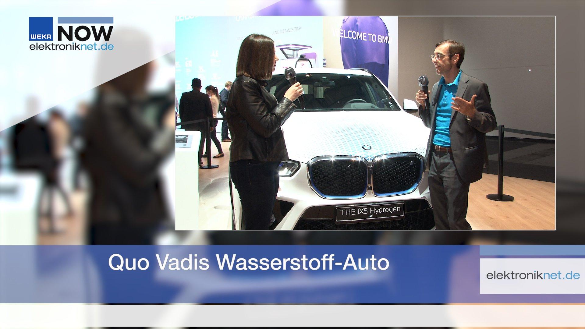 Quo Vadis Wasserstoff-Auto