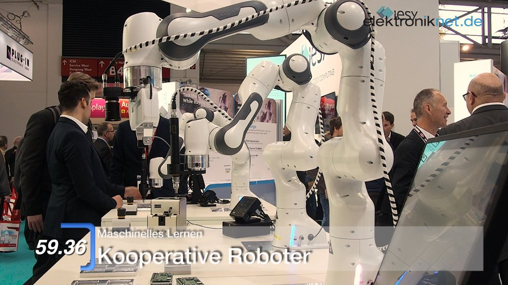 electronica 2018 in 99 Sekunden - Tag 3
