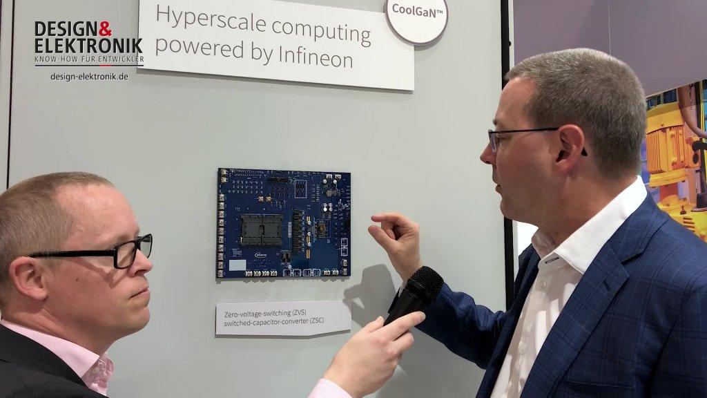 PCIM 2019: Eric Persson, Infineon