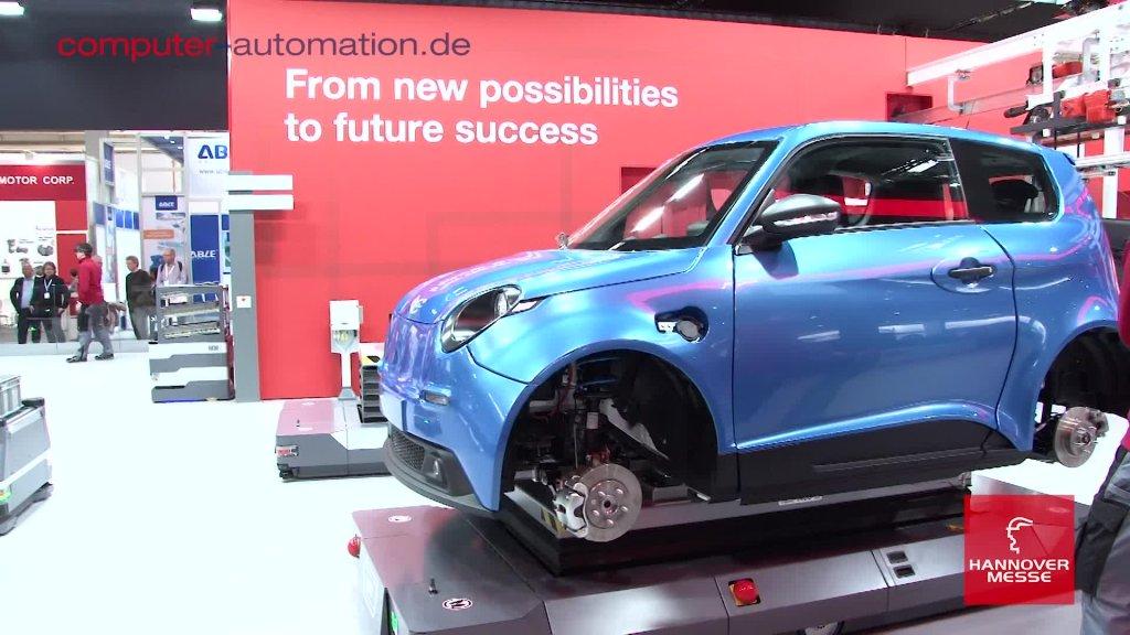 Hannover Messe 2019: Industrie 4.0 – den Kinderschuhen entwachsen