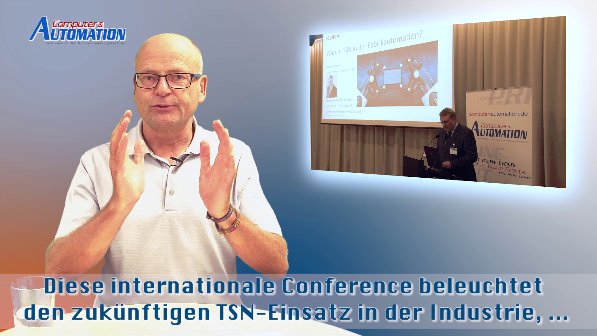 Ausblick: TSN/A Conference 2017