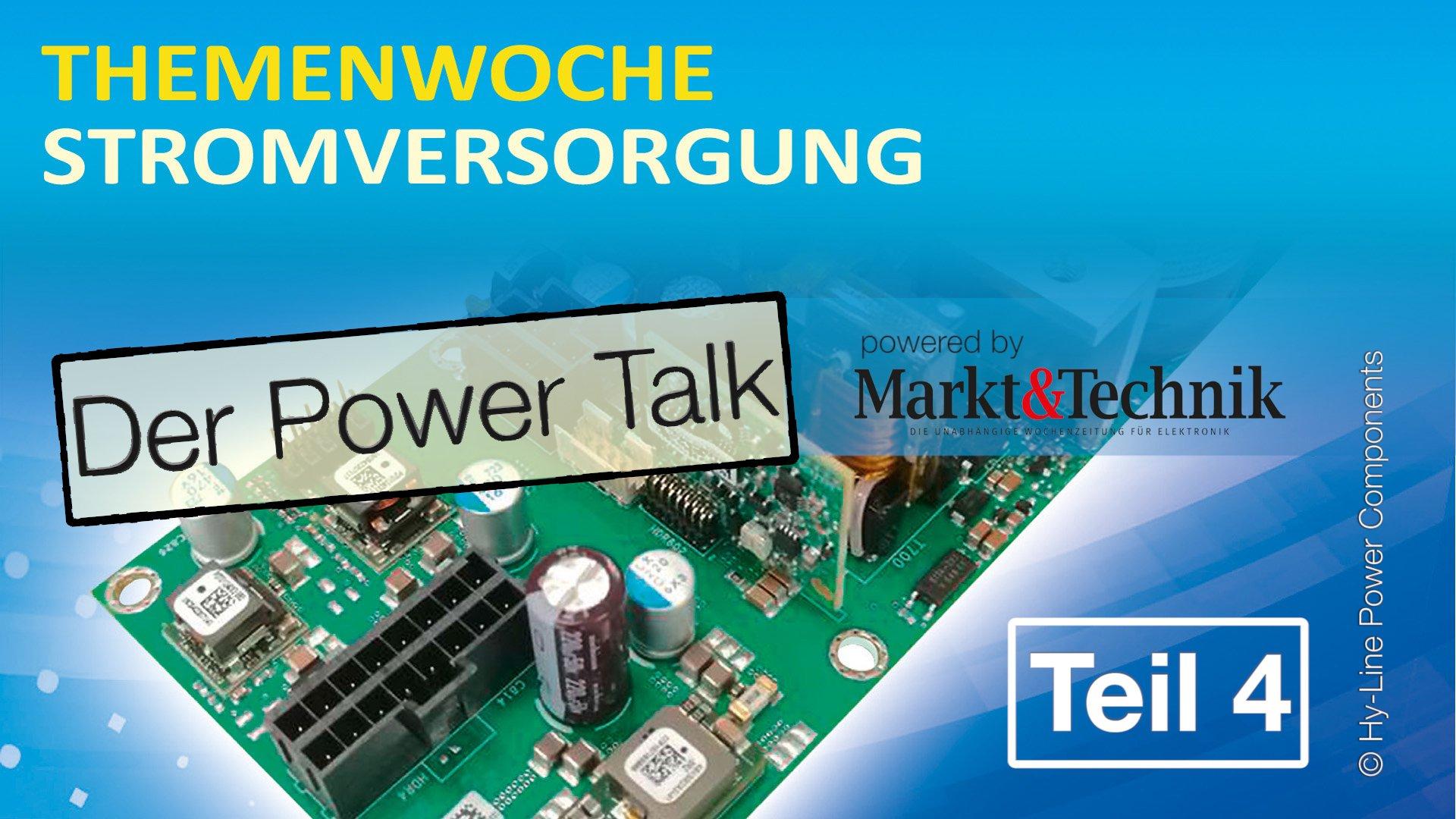 Power-Talk (Teil 4): Neue Materialien und Topologien