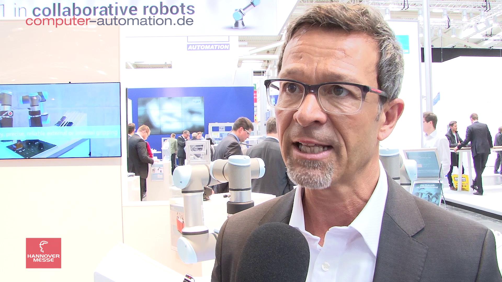 Universal Robots: Cobots im Einsatz