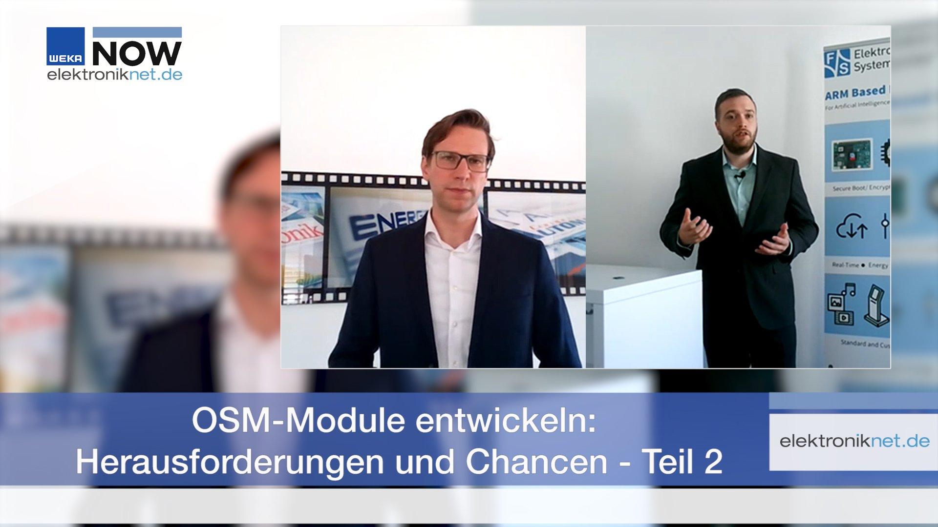 OSM-Module entwickeln: Herausforderungen und Chancen – Teil 2