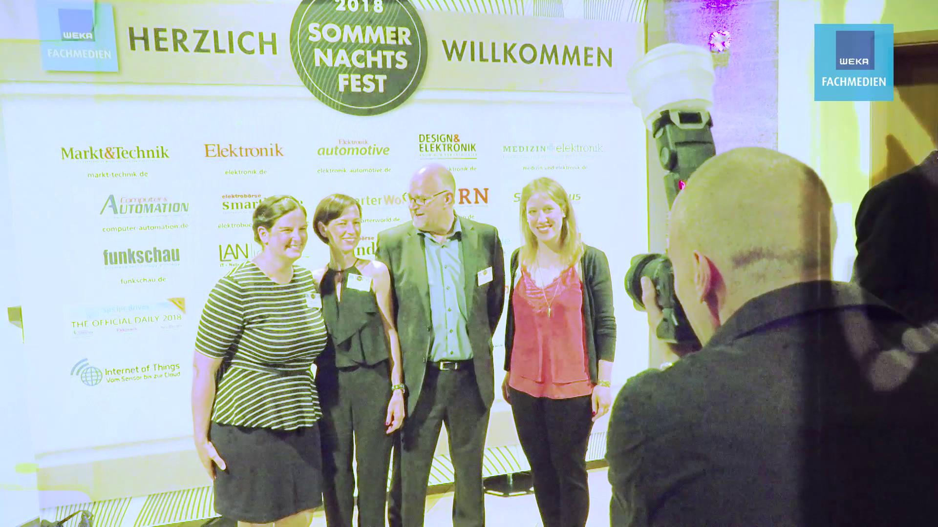 """""""Nachts im Museum"""" - Das WEKA Sommernachtsfest 2018"""