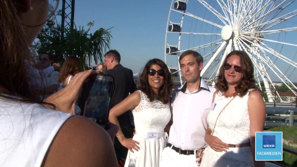 »Ganz in Weiß« - Das WEKA Sommernachtsfest 2019