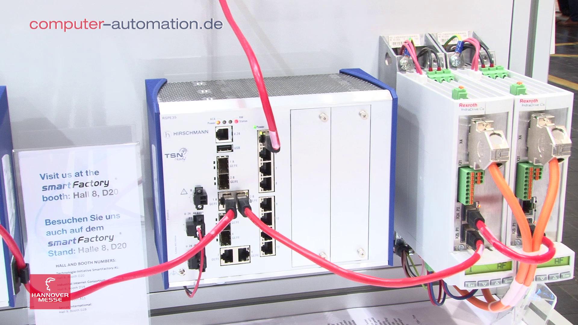 »TSN wird die Automatisierungswelt durcheinanderrütteln!«