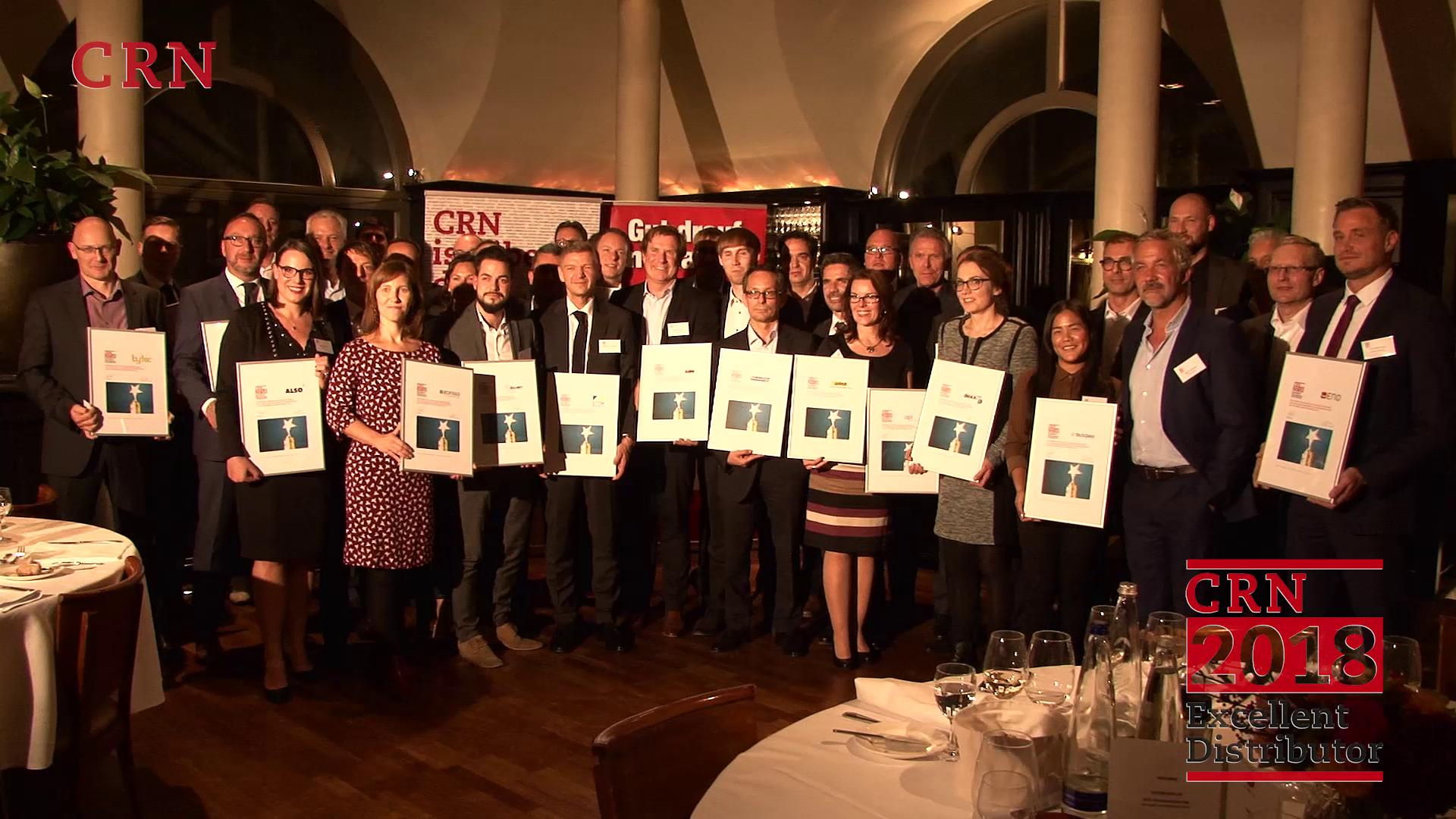 CRN Distribution-Award 2017