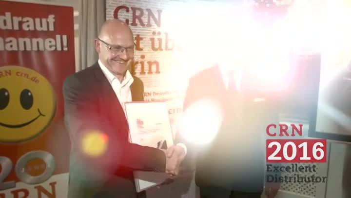 CRN Distribution Awards 2016