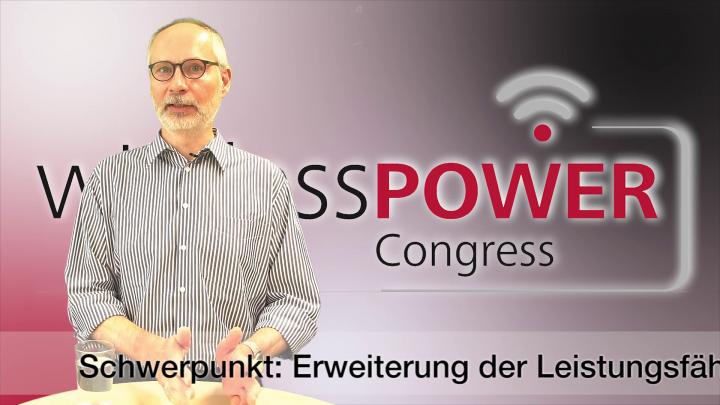 Ausblick auf den Wireless Power Congress 2017