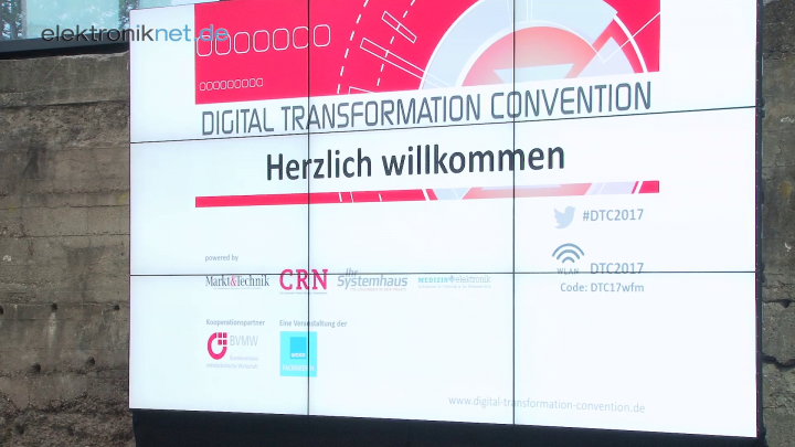 Die Digital Transformation Convention