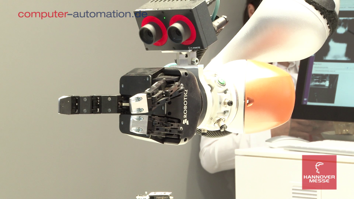 Hannover Messe 2018: Intelligente Robotik – Enabler von Industrie 4.0