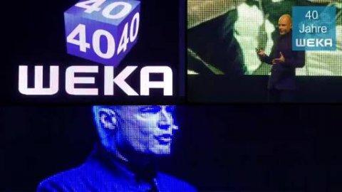 40 Jahre WEKA – die Geburtstagsparty