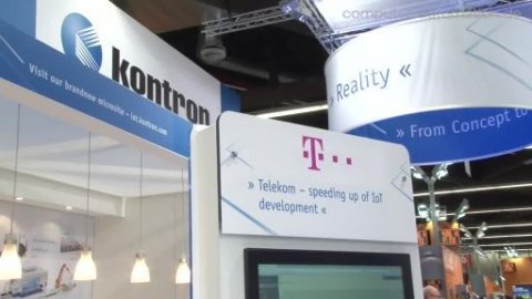 Telekom bringt Maschinen in die Cloud