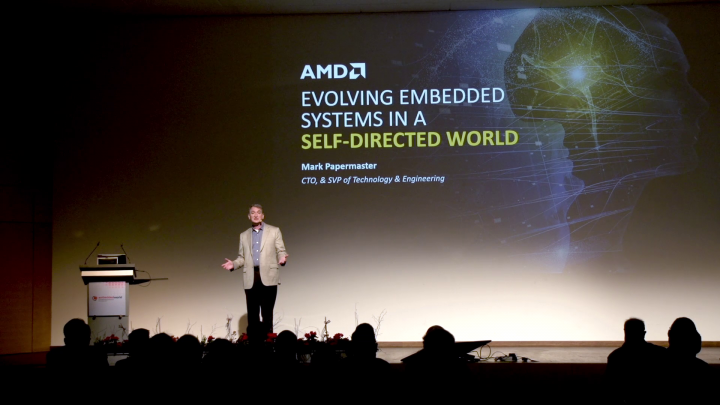embedded world Conference 2018: Keynote von Mark Papermaster