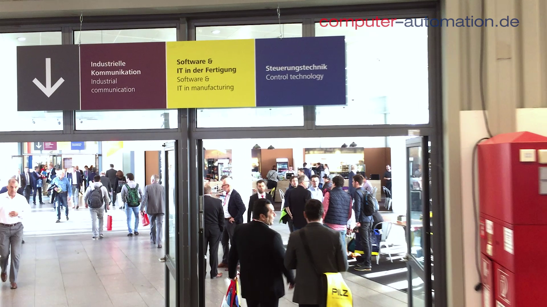 'Software & IT' auf der SPS IPC Drives