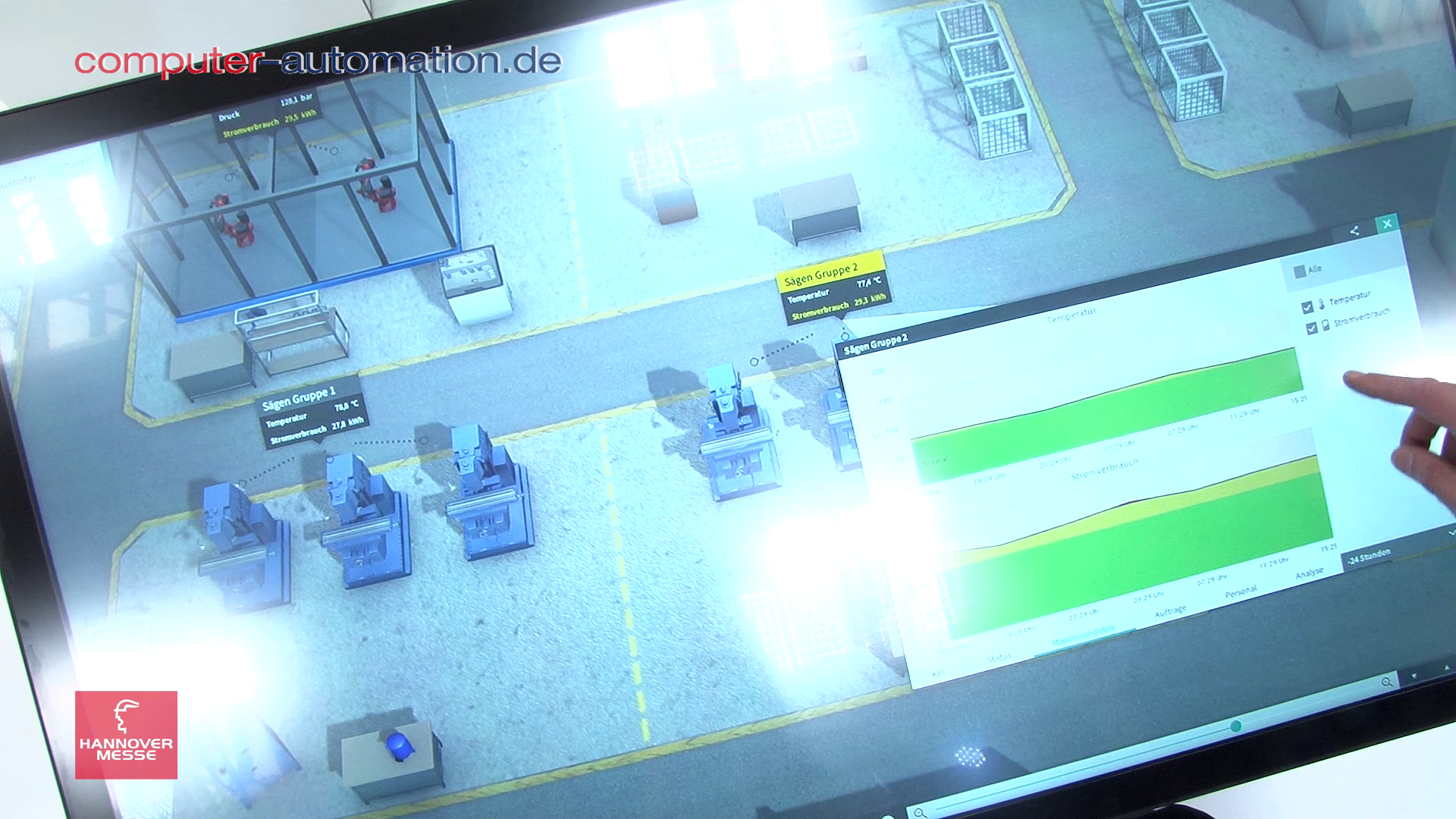 Plant@Hand3D: Mentales Modell für Industrie 4.0