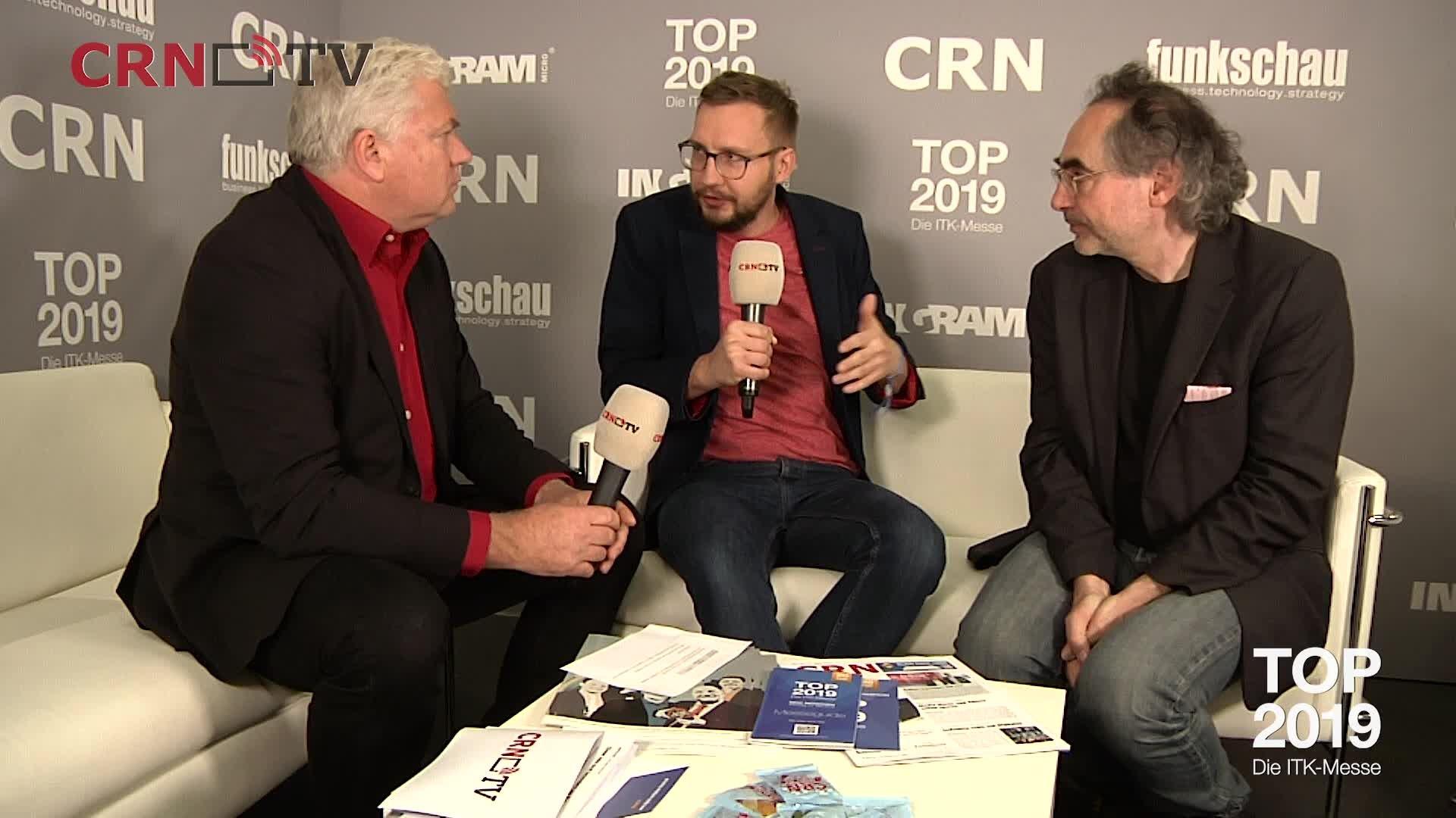 TOP 2019: Andreas Raum und Patrick Jäger im Interview