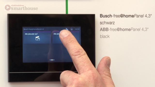 Am Stand von Busch-Jaeger auf der light+building 2016 zeigte uns Olaf Stutzenberger, Manager Marketing Communications, was es Neues im free@home-System von Busch-Jaeger gibt, wie zum Beispiel die Vernetzung von drahtlosen Komponenten und die Fernsteuerung über den Cloud-Server.