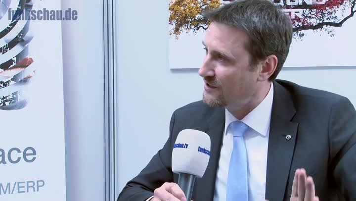 CeBIT 2017: Interview mit NTT Security