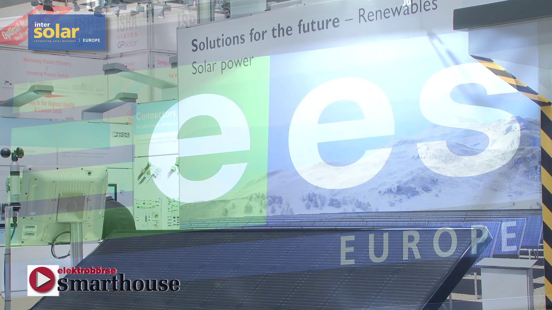 Elektroboerse smarthouse smart building summit 2017 die intersolar und ees europe 2017 aufwind in der branche fandeluxe Gallery